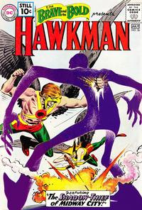 Cover Thumbnail for The Brave and the Bold (DC, 1955 series) #36