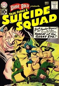 Cover Thumbnail for The Brave and the Bold (DC, 1955 series) #37