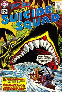 Cover Thumbnail for The Brave and the Bold (DC, 1955 series) #39