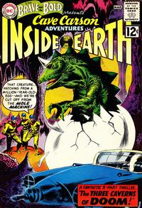 Cover Thumbnail for The Brave and the Bold (DC, 1955 series) #40