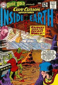 Cover Thumbnail for The Brave and the Bold (DC, 1955 series) #41