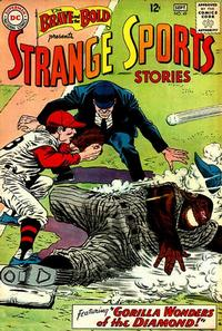 Cover Thumbnail for The Brave and the Bold (DC, 1955 series) #49