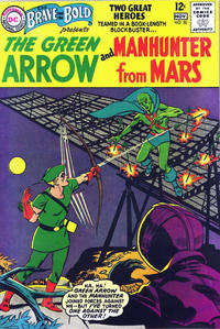 Cover Thumbnail for The Brave and the Bold (DC, 1955 series) #50