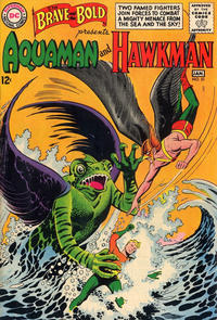Cover Thumbnail for The Brave and the Bold (DC, 1955 series) #51