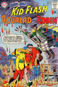 Cover Thumbnail for The Brave and the Bold (DC, 1955 series) #54