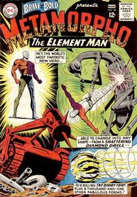 Cover Thumbnail for The Brave and the Bold (DC, 1955 series) #58