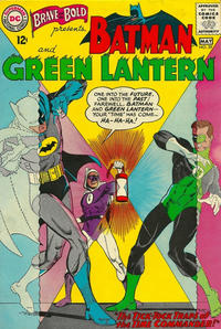 Cover for The Brave and the Bold (DC, 1955 series) #59