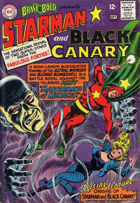 Cover Thumbnail for The Brave and the Bold (DC, 1955 series) #61