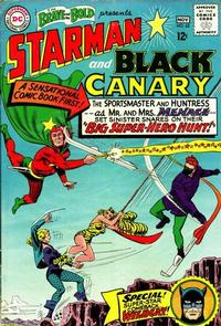 Cover Thumbnail for The Brave and the Bold (DC, 1955 series) #62