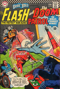 Cover Thumbnail for The Brave and the Bold (DC, 1955 series) #65