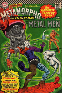 Cover Thumbnail for The Brave and the Bold (DC, 1955 series) #66