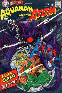 Cover Thumbnail for The Brave and the Bold (DC, 1955 series) #73