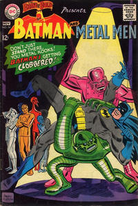 Cover Thumbnail for The Brave and the Bold (DC, 1955 series) #74