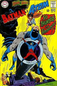 Cover Thumbnail for The Brave and the Bold (DC, 1955 series) #77