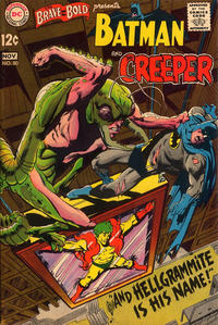Cover Thumbnail for The Brave and the Bold (DC, 1955 series) #80