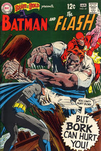 Cover Thumbnail for The Brave and the Bold (DC, 1955 series) #81