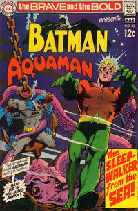 Cover Thumbnail for The Brave and the Bold (DC, 1955 series) #82