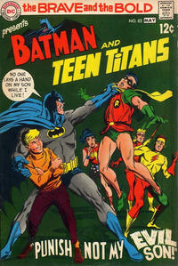 Cover Thumbnail for The Brave and the Bold (DC, 1955 series) #83
