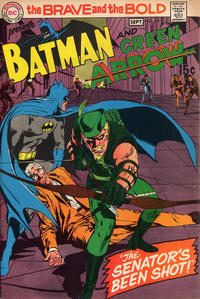 Cover Thumbnail for The Brave and the Bold (DC, 1955 series) #85