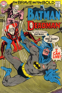 Cover Thumbnail for The Brave and the Bold (DC, 1955 series) #86