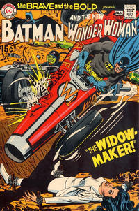 Cover Thumbnail for The Brave and the Bold (DC, 1955 series) #87