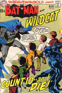 Cover Thumbnail for The Brave and the Bold (DC, 1955 series) #88