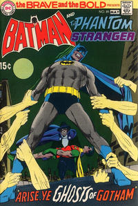 Cover Thumbnail for The Brave and the Bold (DC, 1955 series) #89