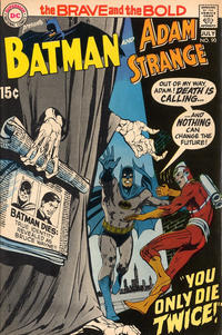 Cover Thumbnail for The Brave and the Bold (DC, 1955 series) #90