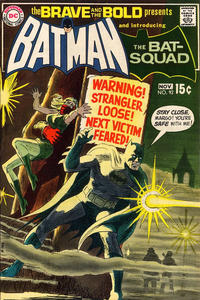 Cover Thumbnail for The Brave and the Bold (DC, 1955 series) #92