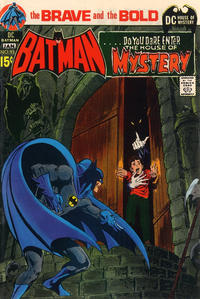 Cover Thumbnail for The Brave and the Bold (DC, 1955 series) #93