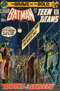 Cover Thumbnail for The Brave and the Bold (DC, 1955 series) #94