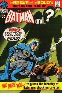 Cover Thumbnail for The Brave and the Bold (DC, 1955 series) #95
