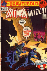 Cover Thumbnail for The Brave and the Bold (DC, 1955 series) #97