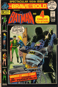 Cover Thumbnail for The Brave and the Bold (DC, 1955 series) #100