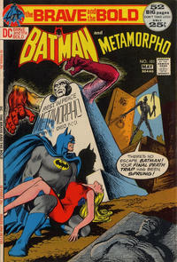 Cover Thumbnail for The Brave and the Bold (DC, 1955 series) #101