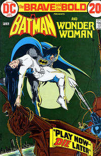 Cover Thumbnail for The Brave and the Bold (DC, 1955 series) #105