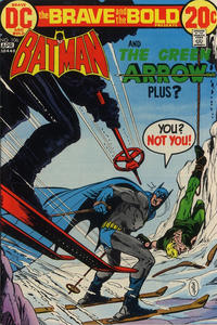 Cover Thumbnail for The Brave and the Bold (DC, 1955 series) #106