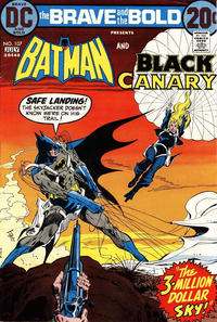 Cover Thumbnail for The Brave and the Bold (DC, 1955 series) #107