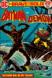 Cover Thumbnail for The Brave and the Bold (DC, 1955 series) #109