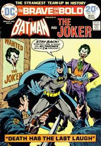 Cover Thumbnail for The Brave and the Bold (DC, 1955 series) #111