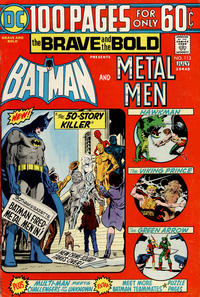 Cover Thumbnail for The Brave and the Bold (DC, 1955 series) #113