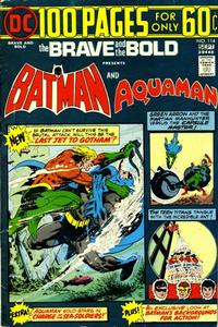 Cover Thumbnail for The Brave and the Bold (DC, 1955 series) #114