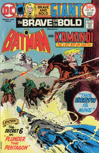 Cover Thumbnail for The Brave and the Bold (DC, 1955 series) #120