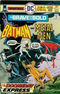 Cover Thumbnail for The Brave and the Bold (DC, 1955 series) #121