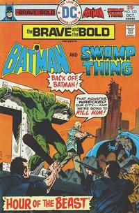 Cover Thumbnail for The Brave and the Bold (DC, 1955 series) #122