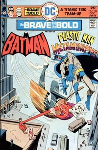 Cover Thumbnail for The Brave and the Bold (DC, 1955 series) #123