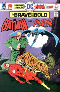 Cover Thumbnail for The Brave and the Bold (DC, 1955 series) #125