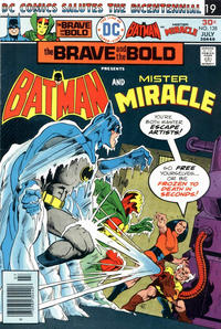Cover Thumbnail for The Brave and the Bold (DC, 1955 series) #128