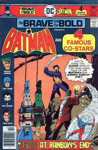 Cover Thumbnail for The Brave and the Bold (DC, 1955 series) #130