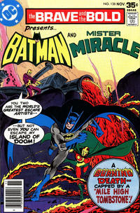 Cover Thumbnail for The Brave and the Bold (DC, 1955 series) #138